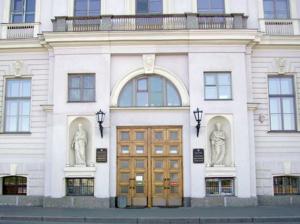 サンクト・ペテルブル国立文化大学/校舎