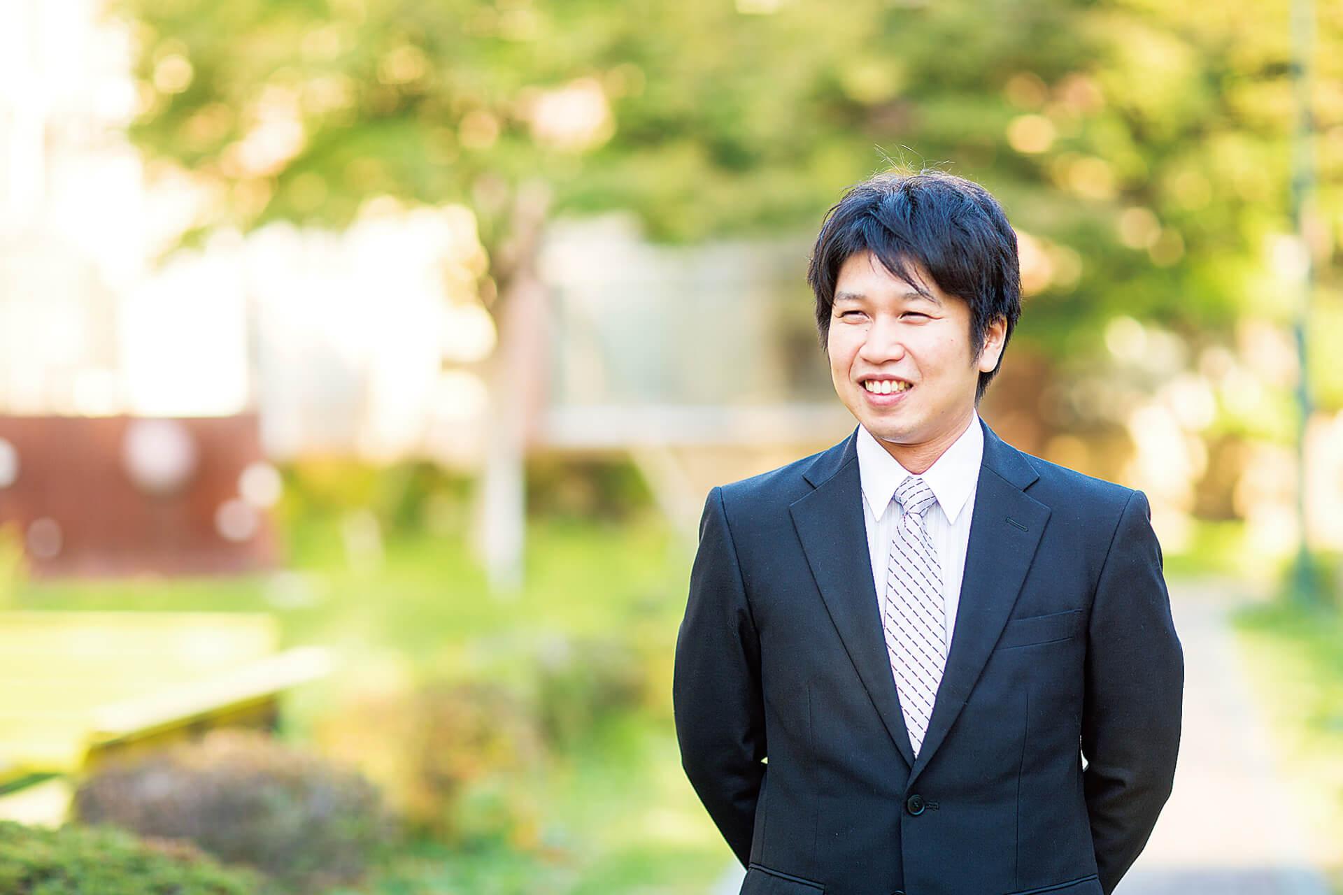 卒業生のメッセージ 菅野 浩平さん